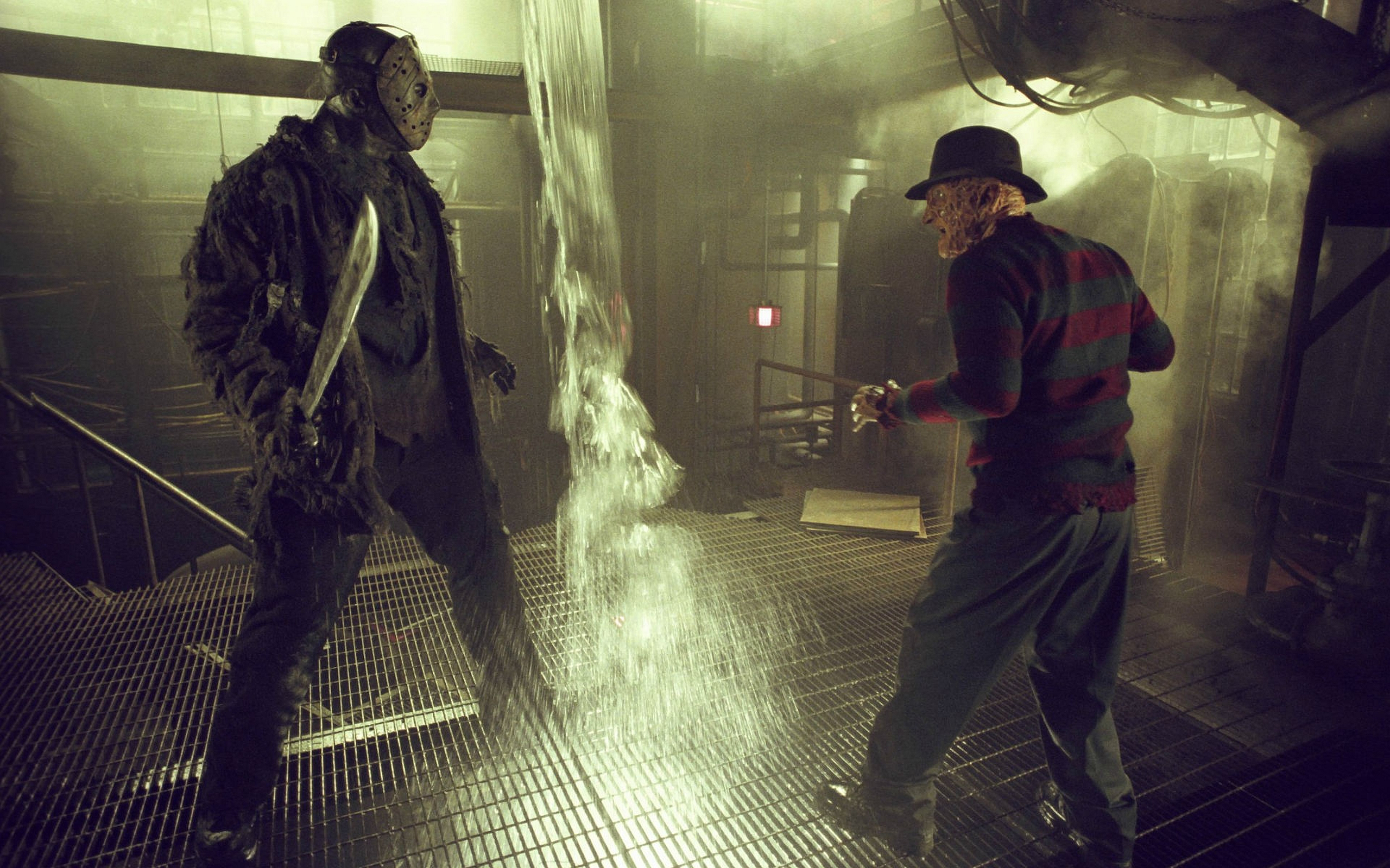 The Ten Day Nightmare Day Nine Freddy Vs Jason If It Bleeds We